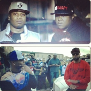 "JABO, Jadakiss and Slim Thug. ""What I'm About"""