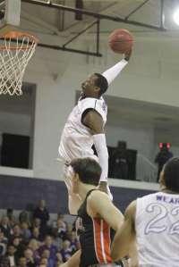 John Brown dunk